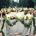 Sparkly Sequin Glamorous Tablecloth/Backdrop Gold/Silver for Wedding Party Decor