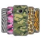 HEAD CASE DESIGNS FLORAL CAMO PRINT HARD BACK CASE FOR HTC PHONES 1