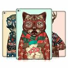 HEAD CASE DESIGNS HIPSTER ANIMALS IN SWEATERS HARD BACK CASE FOR APPLE iPAD