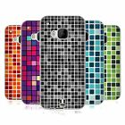 HEAD CASE DESIGNS MOSAIC TILES SOFT GEL CASE FOR HTC PHONES 1