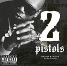 Death Before Dishonor [PA] by 2 Pistols (CD, Jun-2008, Universal Republic)