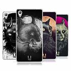 HEAD CASE DESIGNS CATS OF GOTH SOFT GEL CASE FOR SONY PHONES 1