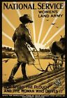 A3 Vintage High Quality British WW1 World War I Propaganda  Recruitment Posters