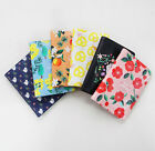 With Alice RIM Travel Passport Holder Case Cover Ticket Card ID Wallet Storage