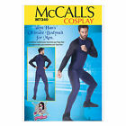 McCall's 7340 Paper Sewing Pattern to MAKE Yaya Han's Bodysuit for Men - Cosplay