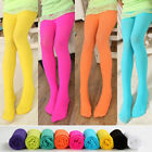 Cute Baby Girls Tights Kids Children Dancewear Socks Soft Tights Pantyhose 4-9Y