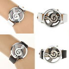 Beauty Unisex Wrist Watch Faux Leather Band Sport Analog Quartz Watches Casual