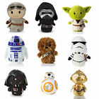 HALLMARK ITTY BITTYS *STAR WARS COLLECTION-CHOOSE PLUSH CHARACTER* FORCE AWAKENS