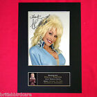 DOLLY PARTON Autograph Mounted Photo REPRO QUALITY PRINT A4 239