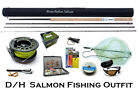 D/H SALMON / SPEY FLY FISHING OUTFIT - Ideal for Salmon Beginner's & Improvers