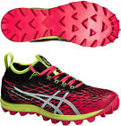 Asics FujiRunnegade 2 Ladies Running Shoes - Red