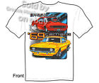 69 Camaro T Shirts 1969 Chevy Shirt Chevrolet Clothing Muscle Car Apparel Tee