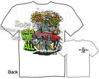 55 Chevy Rat Fink T Shirts 1955 Chevrolet Clothing Big Daddy Shirt Classic Car