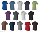 Next Level Premium Men's V-Neck T-Shirt Ultra Soft Basic Plain V Neck Tee, 3200 image