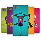 HEAD CASE DESIGNS SPOOKY BEANIES SOFT GEL CASE FOR SONY XPERIA Z5 COMPACT