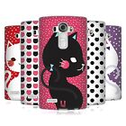 HEAD CASE DESIGNS CATS AND DOTS SOFT GEL CASE FOR LG G4
