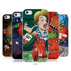 HEAD CASE DESIGNS MONSTER TOMATOES SOFT GEL CASE FOR APPLE iPHONE 5C