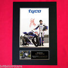 GUY MARTIN Mounted Signed Photo Reproduction Autograph Print A4 307