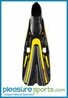 Mares Volo Race Full Foot Fin Scuba Diving FIns Snorkeling - YELLOW