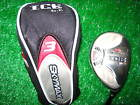 Men's Hybrid Rescue Club Skymax Ice + Head Cover 3 wood 4 wood or 5 wood New