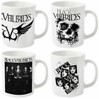 BLACK VEIL BRIDES Black Out Face It Skullogram Rebels Band Logo MUG TASSE NEU