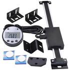 "6"" 12"" LCD Digital Readout DRO Scale Remote for Bridgeport Mill Lathe Table"