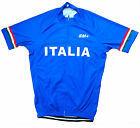 ITALIA RETRO VINTAGE CYCLING BIKE JERSEY by SM+ Sportswear