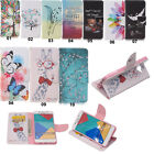 New Patterned Card Wallet Leather Flip Case Cover For Samsung Galaxy A3/A5(2016)