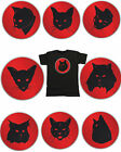 Mens Cat T-Shirt Retro Thundercats *CHOOSE YOUR BREED* Sizes S-XXL