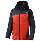 McKinley Dingwall Jrs Kinder Regenjacke Jacke Navy Dark/Red