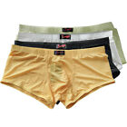 Sexy Men's Smooth & Comfortable Underwear Boxer briefs S M L Trunks Underpants