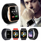 Bluetooth GT08 Smart Wrist Watch For Samsung HTC IOS Android Phone with Camera