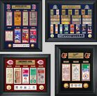 Choose MLB World Series Champion Deluxe Ticket & Gold Medallion Coin Collection