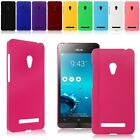 Hard Rubberized Matte Back Case Cover Skin For Asus Zenfone 5 A500CG A501CG