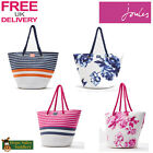 Joules Womens Summer Bag Beach Bag (U) **FREE UK Shipping**