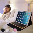 THIN BLUETOOTH SILENT KEYS KEYBOARD SMART MAGNET COVER CASE STAND for iPAD PRO