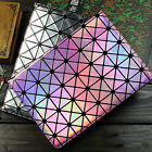 Bling Fashion Laser Case Cool Grid Cover iPad 2/3/4 5 6 Mini Colorful Leather