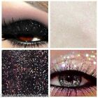 Glitter Eyes - Duo Clear & Black Holographic Eye Shadow Fixing gel Long Lasting