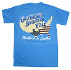 Southern By Nature Bless Y'all Pocket T-Shirt