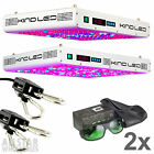 Kind LED K5 XL750 or XL1000 Series Grow Light Full Spectrum Indoor Hydro, Lot 2x