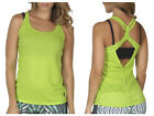 365me 1008 Sports Tank Top Color Green