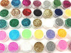Glitter Pots - Chunky 0.015 Eye Shadow Lip Temp Tattoo Nail Art Craft Face Body
