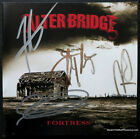 """Alter Bridge Autographed 2013 CD """"Fortress"""" Signed by 4 COA"""