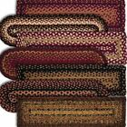 Braided Stair Treads 8x28 - Set of 13