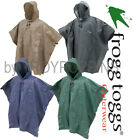 FROGG TOGGS RAIN GEAR-FTP1714-PONCHO-EMERGENCY OUTERWEAR SPORTS HIKING WET WEAR