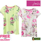 Joules Womens Nessa Print Top (U) **FREE UK Shipping**
