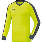 Jako Kinder Torwart Trikot Striker TW Team Keeper lime-anthrazit
