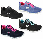 Womens Skechers Flex Appeal - Obvious Choice Lace Up Trainers Sizes 4 to 8