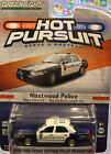 GREENLIGHT 1:64 SCALE DIECAST METAL WESTWOOD MA POLICE 2008 FORD CROWN VIC
