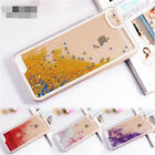 New Dynamic Liquid Glitter Star Quicksand Phone Cases for iphone 5 5s 6 6s